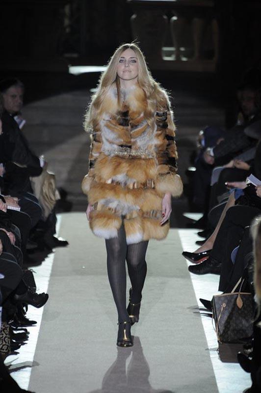 Alberta Ferretti fashionshow
