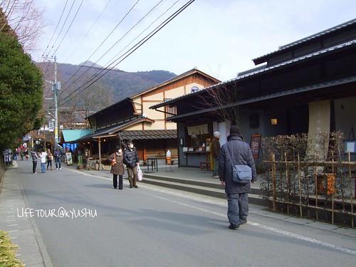 [日本-九州]湯布院