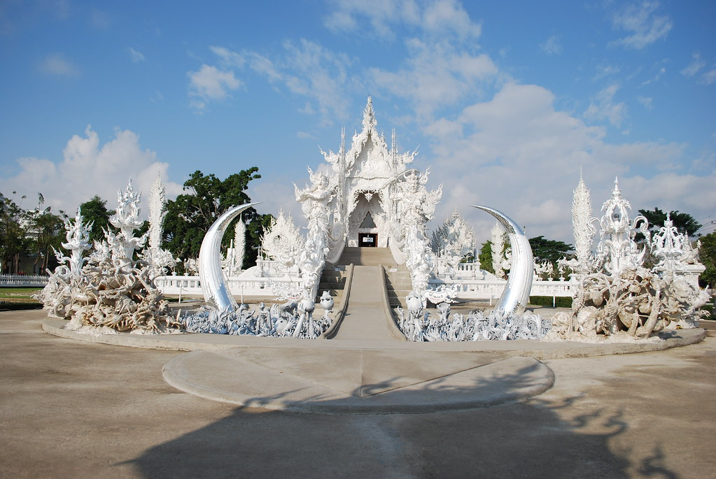 The White Temple (OBB64)