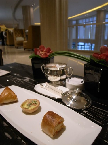 下午茶@Waldorf Astoria Shanghai on the Bund