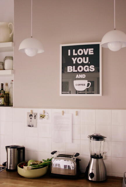 Meine Küche/ My kitchen