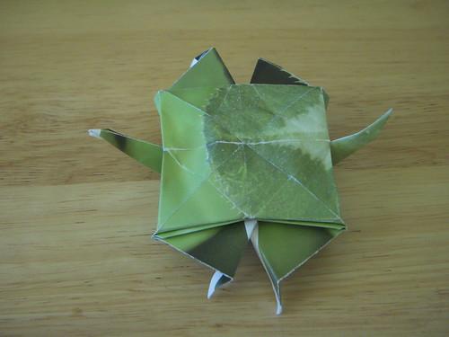 Origami  #9: Turtle