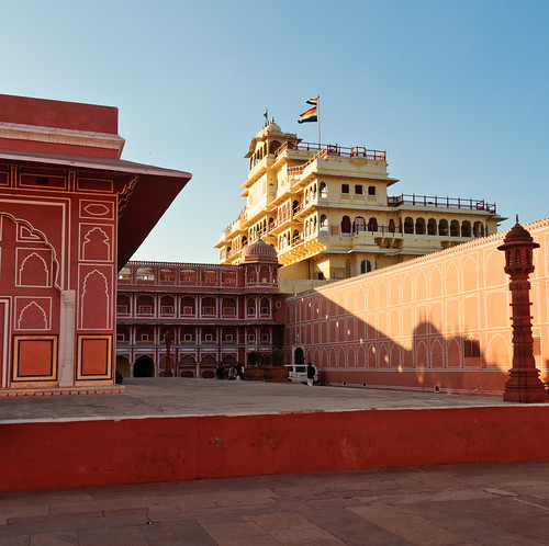 Chandra Mahal & The City Palace
