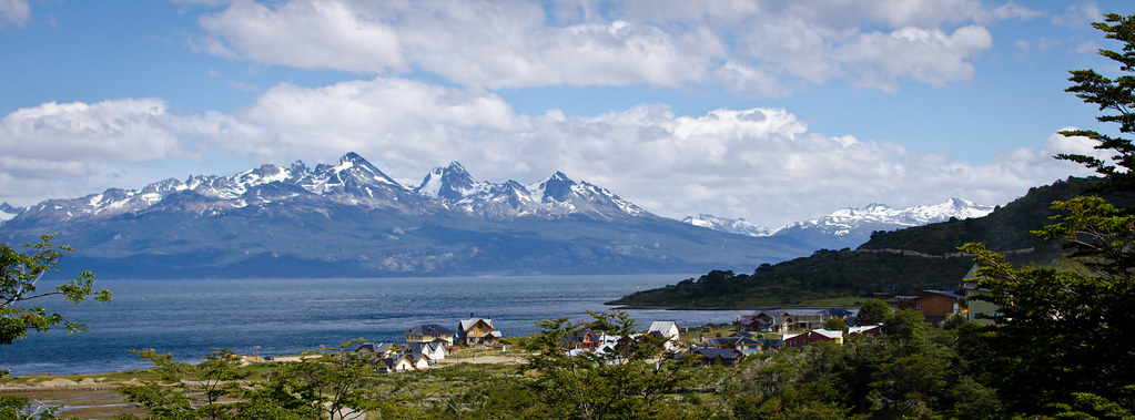 View from Hotel Nires, Ushuaia
