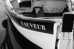Barque de pêche - Sauveur