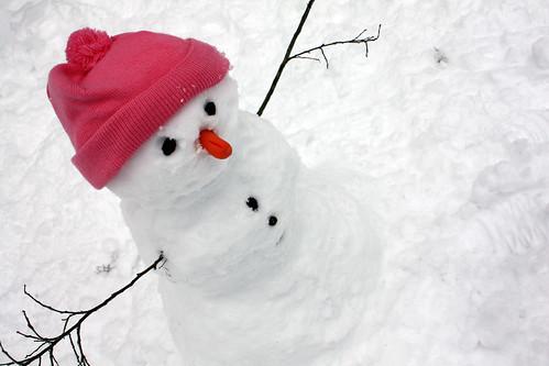 Snowman (er-lady)