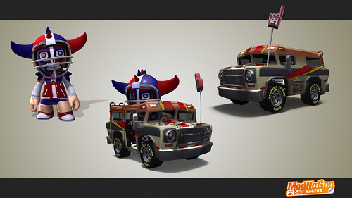ModNation Racers:  SuperFan