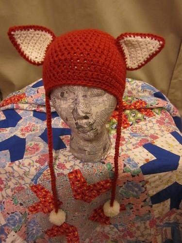 Fox Hat #3