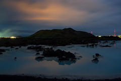 Svartsengi, Blue Lagoon, Reykjanes (Helga*) Tags: mountain nature night landscape iceland power helga geothermal reykjanes bluelagoon heg icelandic svartsengi orbjrn orbjarnarfell helgaeg