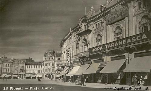 Piata Centrala - 1939 copy