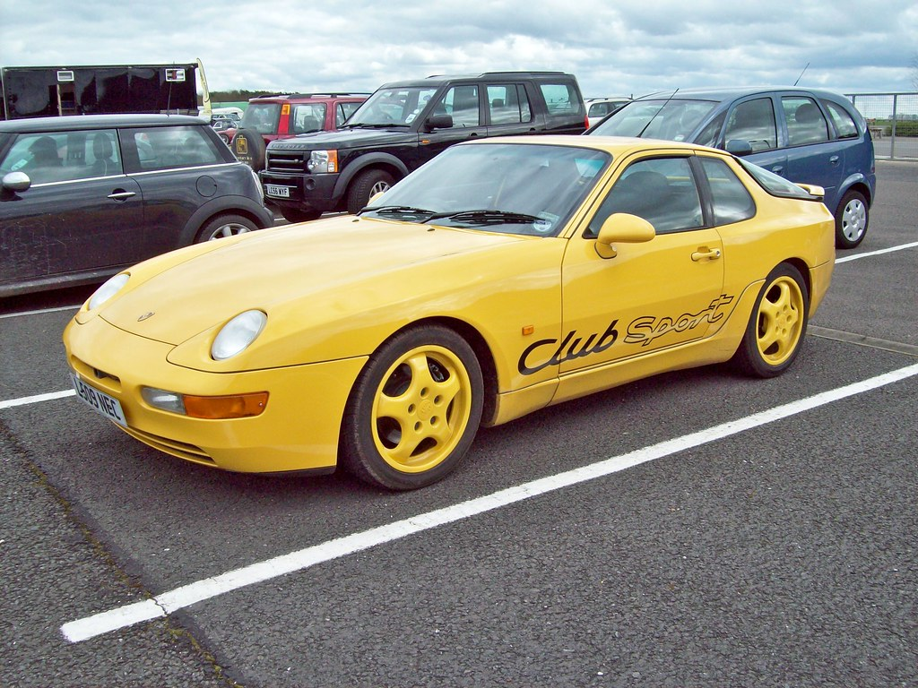 291 Porsche 968 Club Sport (1993-95)