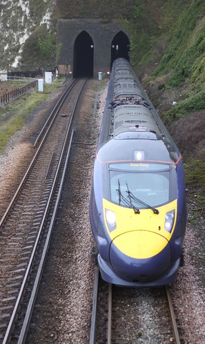 Javelin and Shakespeare Tunnel, Dover