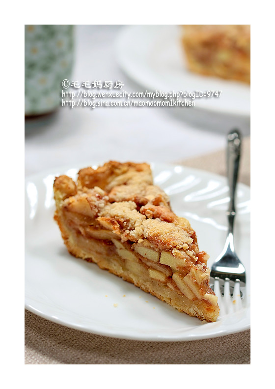 5361705807 cfb3fbb40b b 【苹果派】 非常酥松的派皮