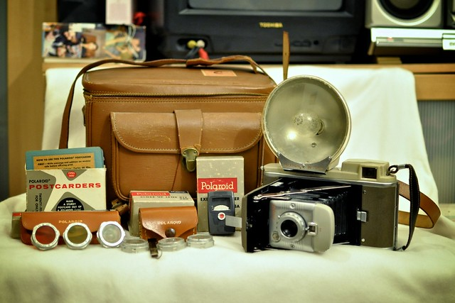 014365 - Old Skool Polaroid 800 by Laroza