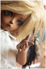 Shiny shiny (tjassi) Tags: ball asian toys doll dolls bokeh tan bjd soom abjd gem isi afi teenie jointed tannned