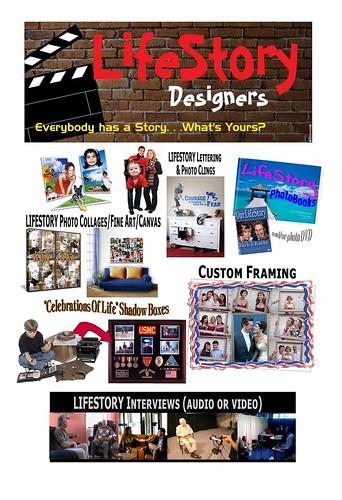 LIFESTORY DESIGNERS FLYER 2