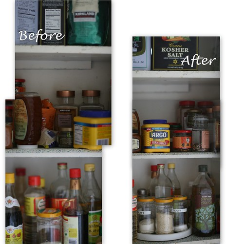pantry cont - sauces