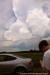 6-7-09 - Northwest Missouri (CodyErvin) Tags: sky cloud storm weather wall skies northwest vibrant missouri chase pursuit chasing chaser turbulent
