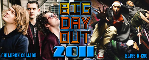 VidZone - Big Day Out 2011