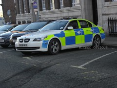 West Midlands Police CMPG BMW 530D saloon BX58 MKD (MW13) (wicked_obvious) Tags: west police bmw saloon midlands 5series 530d cmpg mw13 bx58mkd