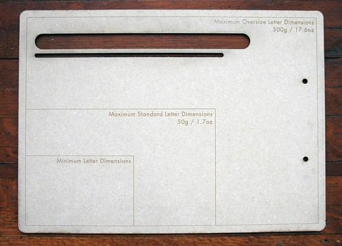 postal board