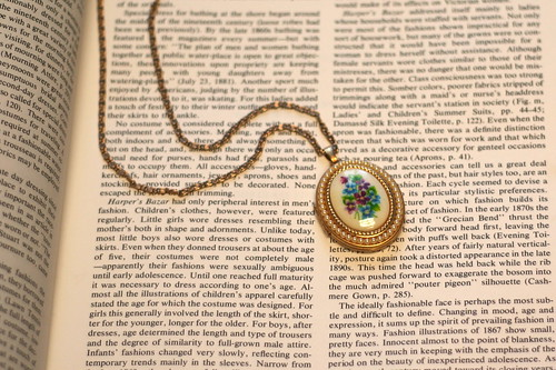 Vintage Inspired Locket