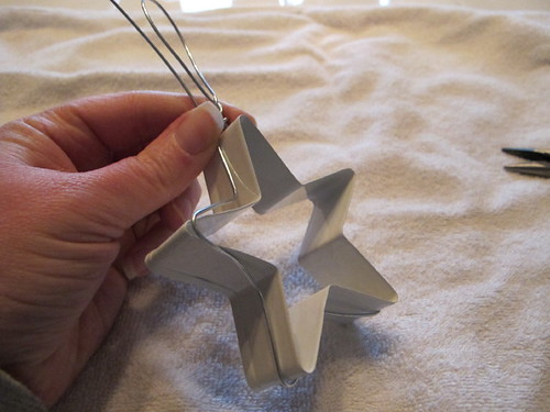 DIY star ornament #2