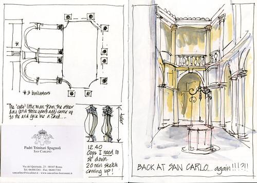 1001FR_04 San Carlo Courtyard