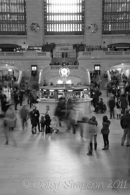 d9 grand central 3 B&W