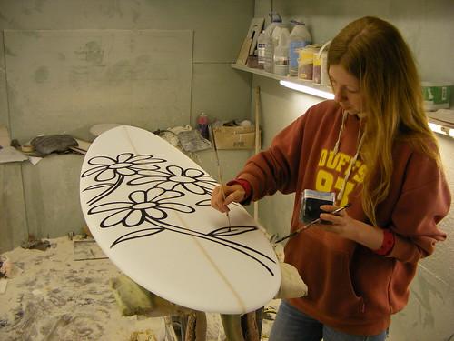little molli's board art