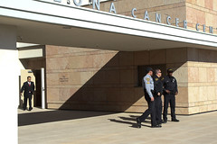 Hospital (Rachel E. Taylor) Tags: arizona hospital university tucson police center medical gabrielle congress conference shooting press giffords