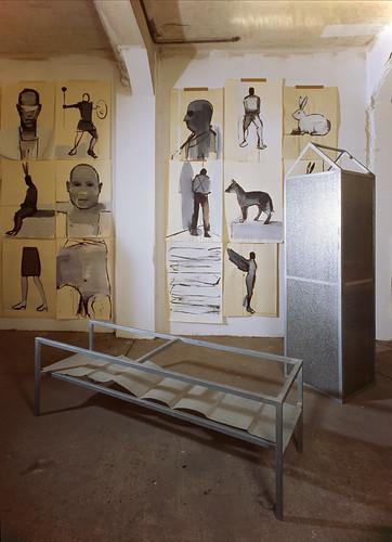 Serie trágica y neutral ( 2 elementos ) by SUSO BASTERRECHEA