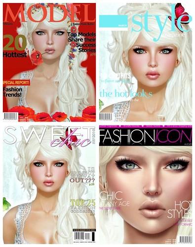 whooo! magazines!