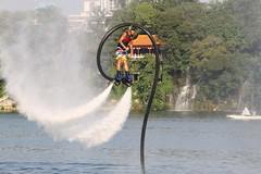 Flyboarding 3725 (Petr Novk ()) Tags:  china na  guangxi  liuzhou  asia asie flyboard flyboarding sport watercarnival watersport   river water