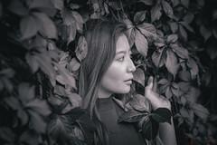 hidden (Studio.R) Tags: asian asianwoman a6300 sonya6300 sonyphoto sony85mmgm portrait photography hmong blackandwhite