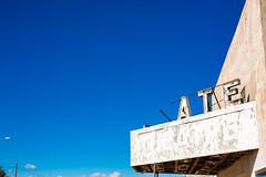 Sierra Blanca (Thomas Hawk) Tags: america hudspethcounty sierrablanca statetheater statetheatre texas usa unitedstates unitedstatesofamerica abandoned neon theater