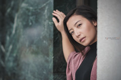 tell me (Studio.R) Tags: sonya6300 sonyphoto sony85mmgm asian asianwoman a6300 portrait photography portriat hmong