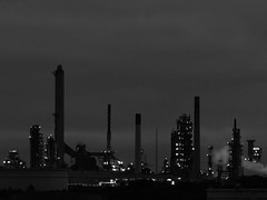 Fawley Fawley - (So good they named it once) (fstop186) Tags: fawley oilrefinery