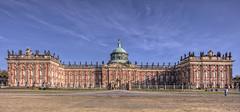 Neues Palais (michel1276) Tags: sanss sanssouci potsdam schloss palais outdoor berlin deutschland canon 40d 1022