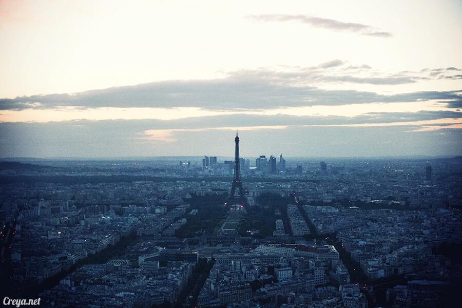 2016.10.09 ▐ 看我的歐行腿▐ 艾菲爾鐵塔,五個視角看法國巴黎市的這仙燈塔 02