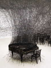 Chiharu Shiota - In Silence