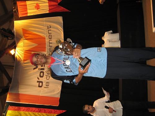 2007 - WCS - Bonzini234