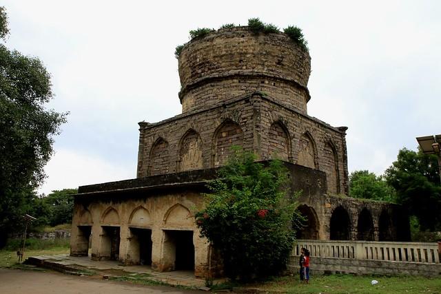 Tomb of Mirza Nizamuddin Ahmed
