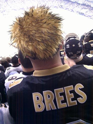 Brees everywhere