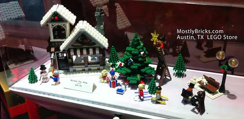 LEGO Store at Austin, Texas (Barton Creek)