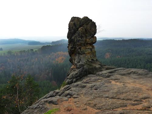 Máchovým krajem směr Helfenburk a Úštěk