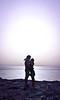 In Love (Kaunokainen) Tags: ocean sunset shadow sea summer people sun love portugal sand hug kiss rocks europa europe estate algarve amore spiaggia cabodesaovicente portogallo iberianpeninsula sagres abbraccio tiamo penisolaiberica