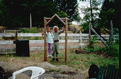 Children's Garden: Arbour
