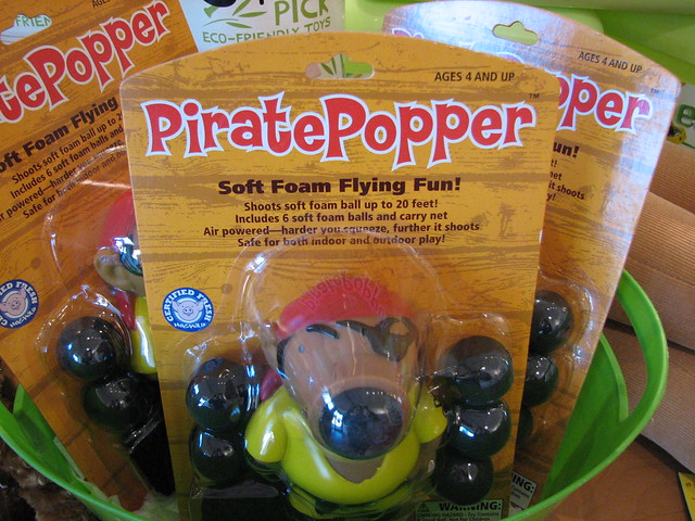 pirate popper