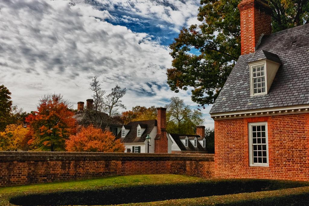 Colonial Williamsburg Architecture Sampler
